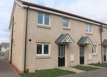 Thumbnail 3 bed end terrace house for sale in Burns Wynd, Musselburgh