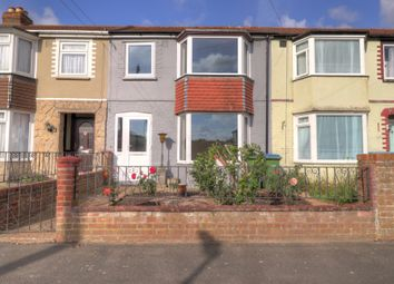 3 bed terraced house for sale in Coppins Grove, Fareham PO16
