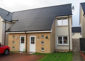 Thumbnail 2 bed semi-detached house for sale in Rollock Street, Stirling
