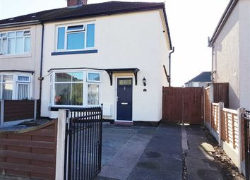 Thumbnail 2 bed semi-detached house for sale in Pear Tree Avenue, Crewe, Cheshire