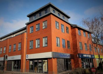 Thumbnail 2 bed flat for sale in Swan Mews, Swan Road, Lichfield