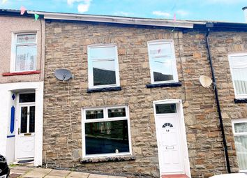 3 bed terraced house for sale in Wood Street, Ferndale CF43
