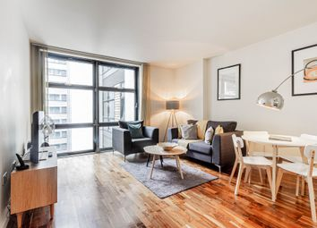 Thumbnail 1 bed flat to rent in Discovery Dock West, Marsh Wall, Central Canary Wharf