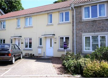Thumbnail 3 bedroom terraced house for sale in Osmand Gardens, Plymouth