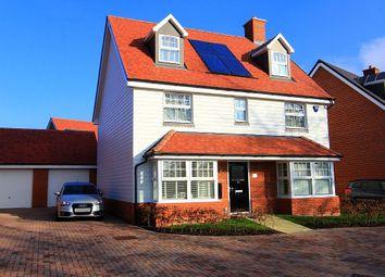 Thumbnail 5 bed detached house for sale in The Bartons, Staplehurst, Tonbridge, Kent