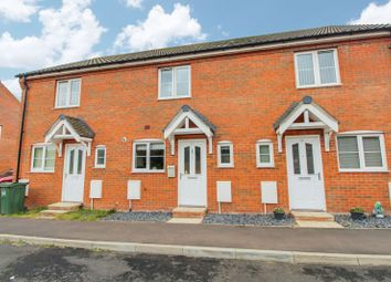 Thumbnail 2 bed terraced house for sale in Maurecourt Drive, Brundall, Norwich
