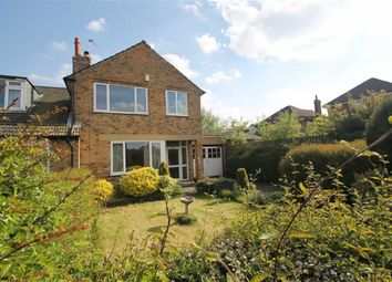 Thumbnail 3 bed semi-detached house for sale in Almsford Oval, Harrogate, North Yorkshire