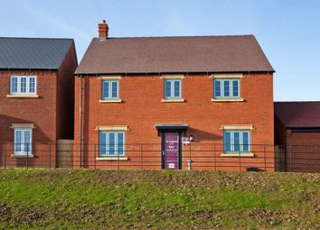 Thumbnail 4 bed detached house for sale in Carpenter's Place, Brackley