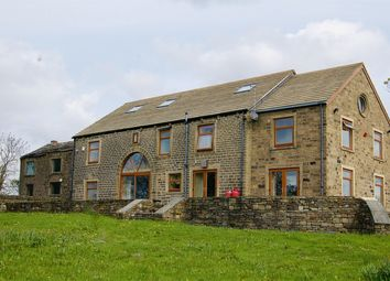 Thumbnail 7 bed detached house for sale in Broad Lane, Delph, Saddleworth OL35Tx