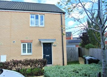 Thumbnail 2 bed end terrace house for sale in Ascot Close, Bourne, Lincolnshire