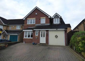 Thumbnail 3 bedroom detached house for sale in Blackbird Way, Packmoor, Stoke-On-Trent