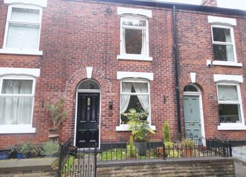 Thumbnail 2 bedroom terraced house to rent in Osborne Road, Gee Cross, Hyde