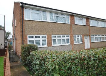 Thumbnail 2 bed flat to rent in Briscoe Road, Rainham