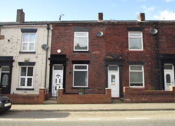 Thumbnail 2 bed terraced house to rent in Shaw Road, Royton, Oldham
