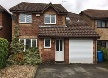Thumbnail 4 bedroom detached house to rent in Isaacs Close, Poole