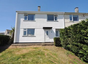 3 bed end terrace house for sale in Polzeath Gardens, Plymouth PL2