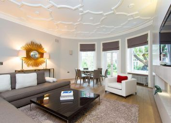 Thumbnail 2 bed flat for sale in Sloane Court West, London