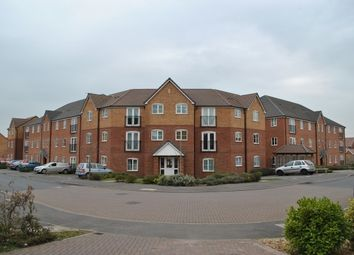 Thumbnail 2 bed flat to rent in Forge Close, Churchbridge, Cannock