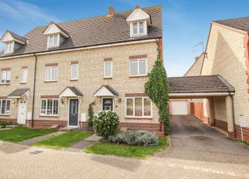 Thumbnail 3 bed end terrace house for sale in Goldfinch Close, Bicester