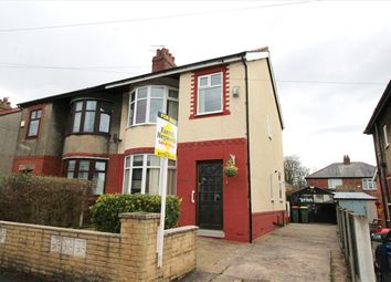 Thumbnail 3 bed property for sale in Parkfield Avenue, Preston