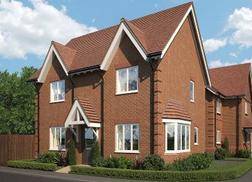 Thumbnail 3 bedroom detached house for sale in Tadpole Rise, Tadpole Garden Village, Swindon