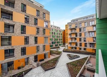 Thumbnail 1 bed flat to rent in Telcon Way, London