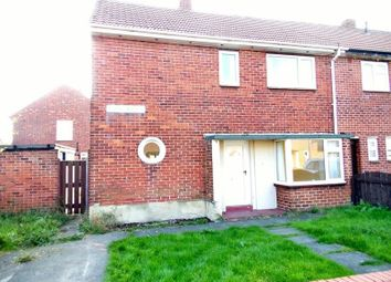 Thumbnail 3 bed semi-detached house to rent in Burns Avenue, Blyth