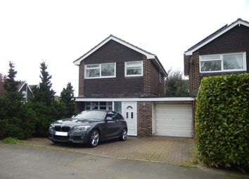 Thumbnail 3 bed link-detached house for sale in Linchfield Road, Deeping St. James, Peterborough