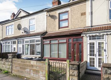 Thumbnail 3 bed terraced house for sale in Sladefield Road, Saltley, Birmingham