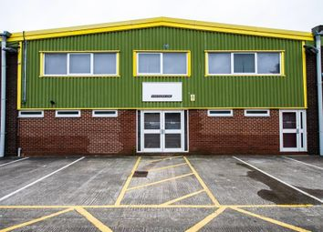 Thumbnail Industrial to let in Unit R, Riverside Industrial Estate, Fazeley, Tamworth