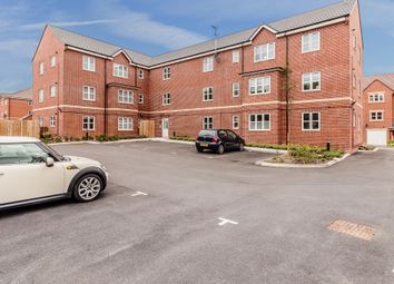 Thumbnail 1 bed flat for sale in Newton Court, 18 Scampston Drive, East Ardsley, Wakefield