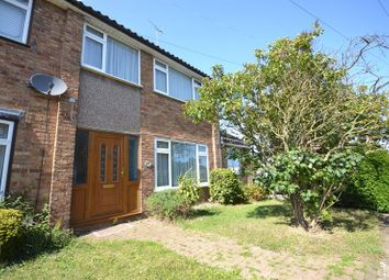 Thumbnail 4 bed end terrace house for sale in The Tyrells, Corringham, Stanford-Le-Hope
