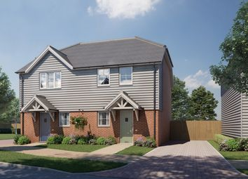 Thumbnail 2 bed semi-detached house for sale in Priors Orchard, Main Road, Southbourne