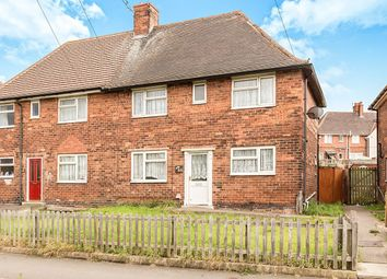 Thumbnail 3 bed semi-detached house for sale in St. Johns Road, Staveley, Chesterfield