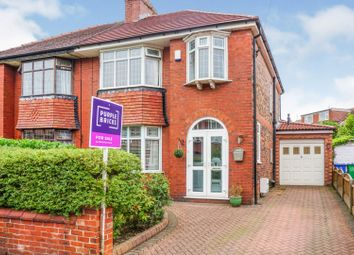 Thumbnail 3 bed semi-detached house for sale in Elleray Road, Manchester