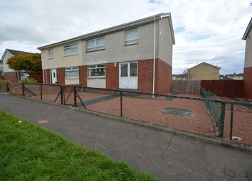 Thumbnail 3 bed semi-detached house for sale in Macnichol Gardens, Kilmarnock