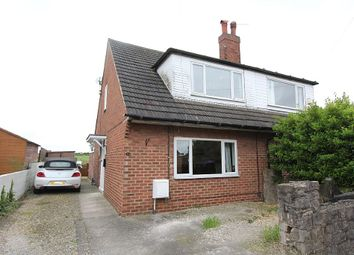 Thumbnail 3 bed semi-detached house for sale in Shellbrook Close, Ashby-De-La-Zouch, Leicestershire