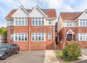 Thumbnail 3 bedroom semi-detached house for sale in Milverton Place, Bromley