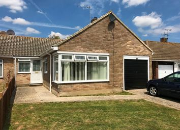 Thumbnail 3 bed semi-detached bungalow for sale in Van Gogh Place, North Bersted, Bognor Regis, West Sussex.