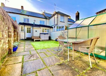 Thumbnail 2 bed terraced house for sale in Oaktree Villas, Station Road, Newton Poppleford, Sidmouth