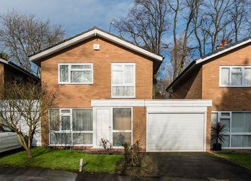 Thumbnail 3 bed detached house to rent in Christchurch Close, Edgbaston, Birmingham
