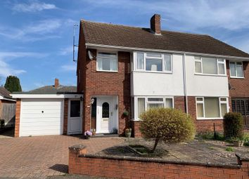 Thumbnail 3 bed semi-detached house for sale in Amyand Drive, Hereford