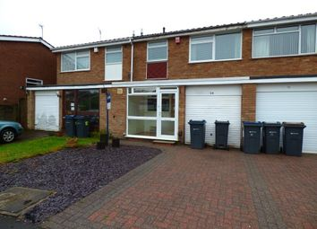 Thumbnail 3 bed detached house to rent in Crookham Close, Harborne, Birmingham