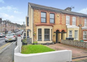 3 bed end terrace house for sale in Folkestone Road, Dover, Kent, England CT17