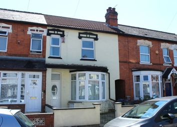 Thumbnail 4 bed terraced house to rent in Douglas Road, Acocks Green, Birmingham
