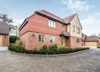 Thumbnail 5 bed detached house for sale in Leeds Road, Langley, Maidstone