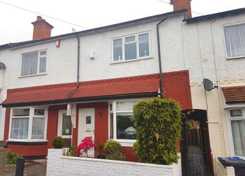 Thumbnail 2 bed terraced house for sale in Richmond Road, Bearwood, Smethwick