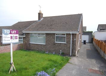 Thumbnail 2 bed semi-detached bungalow to rent in Skelwith Drive, Barrow In Furness