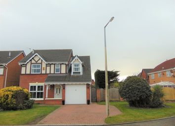 Thumbnail 4 bed detached house for sale in Turnberry Close, Moreton, Wirral, Merseyside