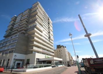 Thumbnail 2 bedroom flat to rent in Bedford Towers, Kings Road, Brighton